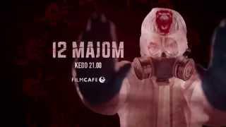 12 majom premier a Filmcafén