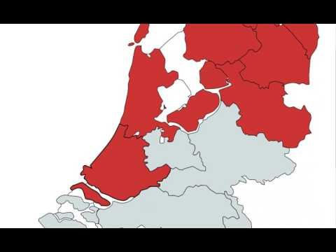 Dutch Provinces for Kids