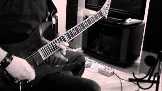 Children of Bodom - Everytime I Die (Guitar cover)