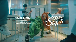 1MILLION X Korea Grand Sale