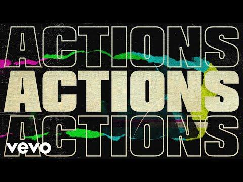 John Legend - Actions (Official Lyric Video)
