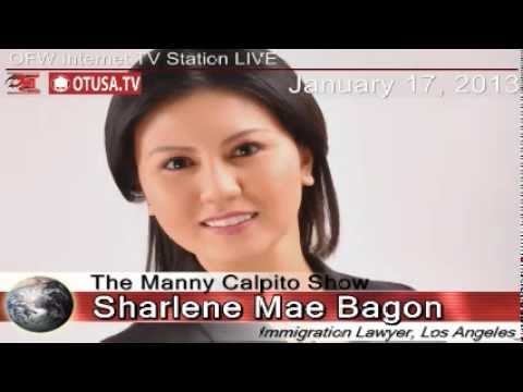 HOW FIL-AM PARENT PETITIONS CHILDREN IN THE PHIL. _  ATTY MAE BAGON EXPLAINS _The Manny Calpito Show