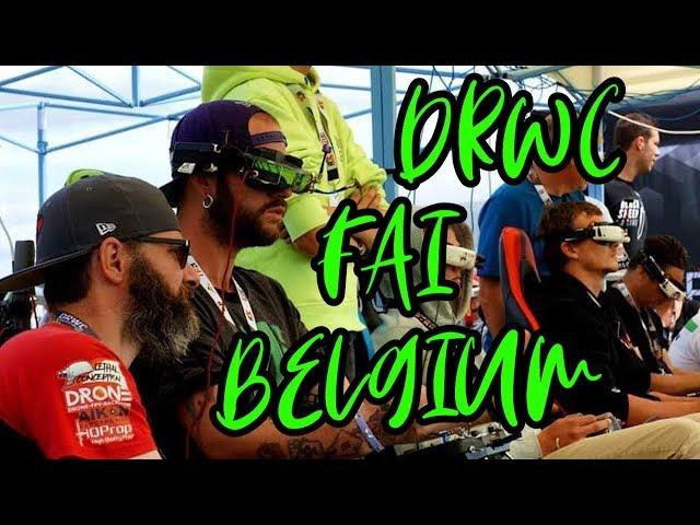 DRWC 2019 Belgium - FAI - 32nd place