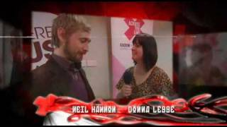 Neil Hannon - Interview + Gigantic (Pixies Cover) - March 2009