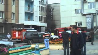Взрыв на Нарымской 12,г.Новосибирск