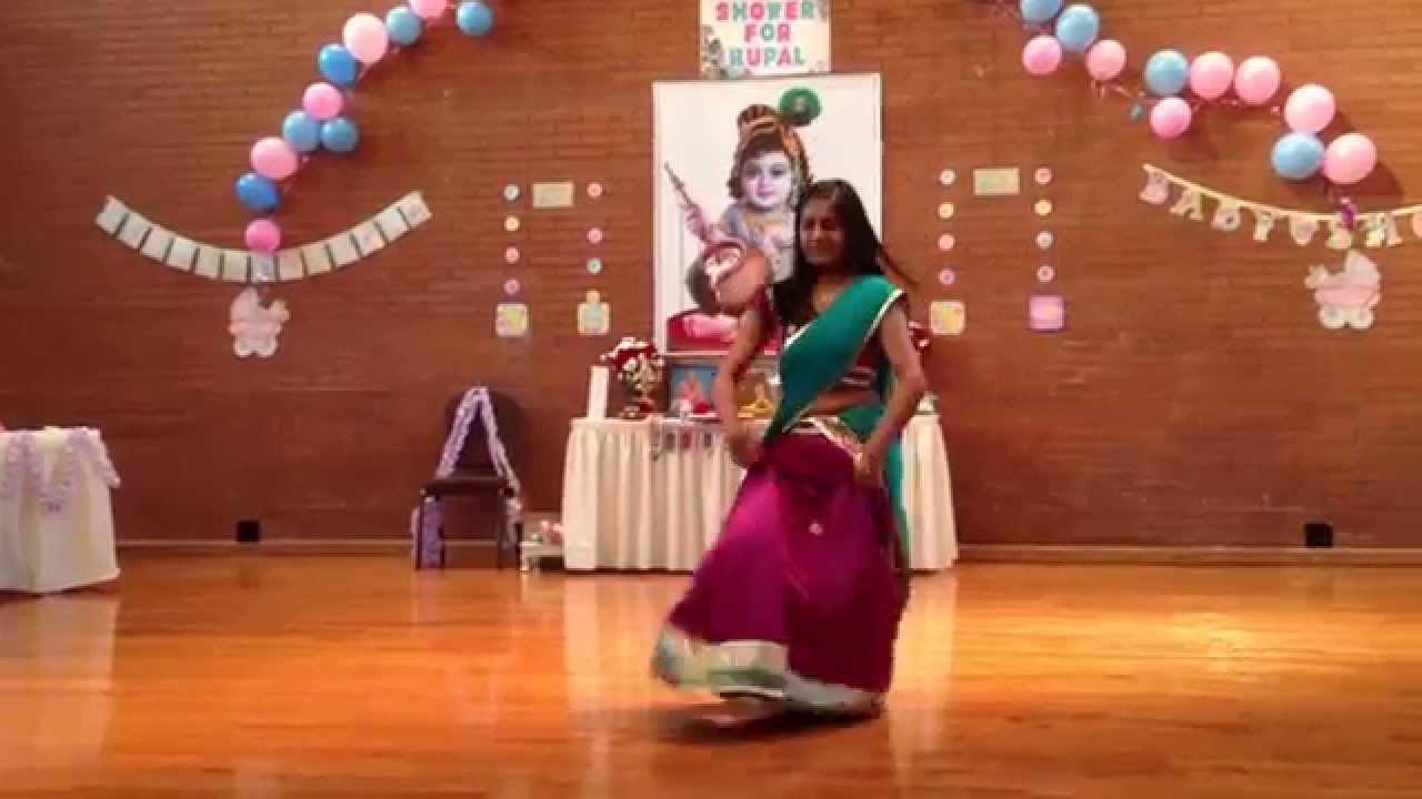 Indian Baby Shower Dance Youtube
