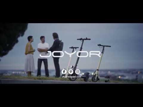Joyor Electric Scooter: Joyor X1-, X5S-models