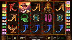 Book Of Ra Deluxe slot by Novomatic pay tables and bonus video