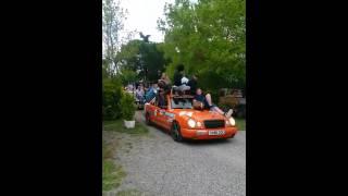 Rust2rome al camping le balze Volterra.