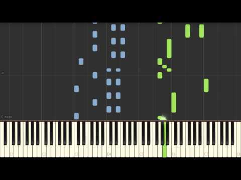 The Woodpecker Song - Go West - Chico Marx 1940 (Piano Tutorial)