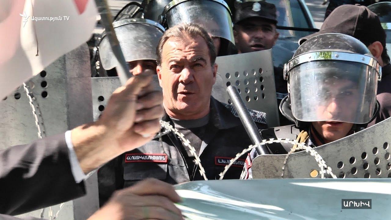 Տեսանյութ. Լևոն Երանոսյանի գործով դատարանն անցավ տեսաձայնագրությունների ուսումնասիրմանը