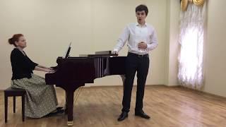 "Давид Большов (бас): Cоло Лепорелло из оперы В. Моцарта  ""Дон Жуан"""
