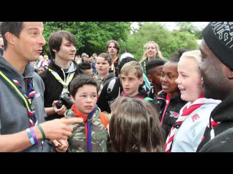 Greater London North and North East - Scout Activity Day 2016