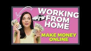 Make money from surveys  work from home jobs