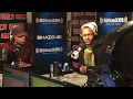 Kwesta Freestyle on Sway in The Morning