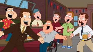 Family Guy - The Drunken Clam singing Trololo-song