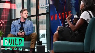 """Blake Jenner Discusses The Netflix Original Series, """"What/If"""""""