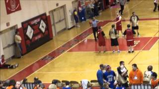 2013 Special Olympics State Basketball in Yankton, South Dakota