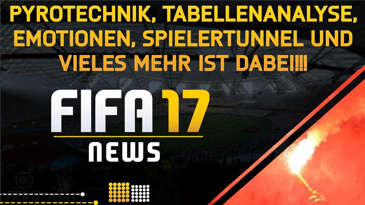 Fifa 17 Pyrotechnik