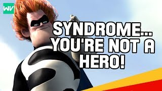 Syndrome's Plan Explained! | Incredibles Theory: Full Story Part 2