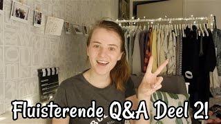 Fluisterende Q A Deel 2 Nederlands Dutch ASMR Mandy Denise