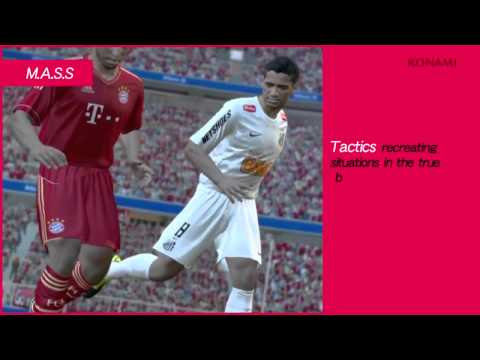 PES 2014  Game Features of 2014