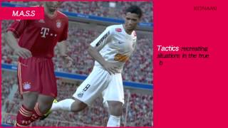 PES 2014 - Game Features of 2014 Trailer