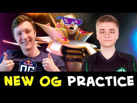 New OG practice — Resolution Invoker + Notail Troll