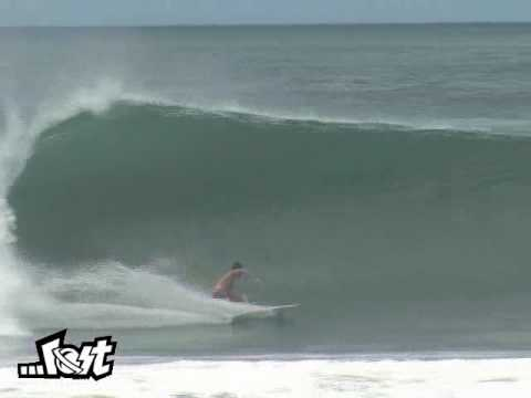Aviso Surfboards 'Chris Ward Rides LOST RNF' | FunnyDog.TV