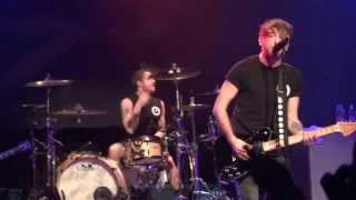 All Time Low Break Your Little Heart Live 25 02 2014 Muffathalle München