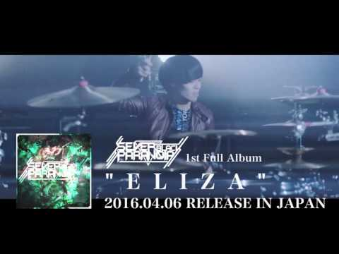 SEVER BLACK PARANOIA - 「ELIZA」 2016.04.06 RELEASE IN JAPAN