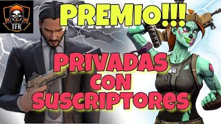 🔴FORTNITE* PRIVATE PARTIES WITH SKIN AWARD