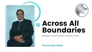AAB Columbia Persistently Abide