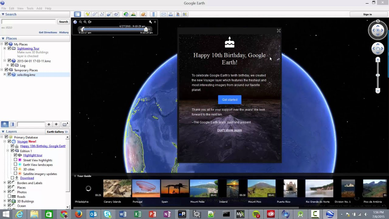 How To Use Mission Planner to Create a Google Earth KMZ ...