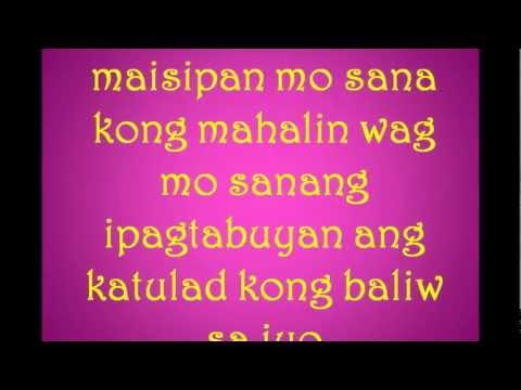 NAMIMISS KITA with Lyrics