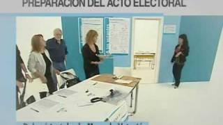 Capacitacion de Autoridades de Mesas Electorales en Unidades de Detención Parte 1.avi