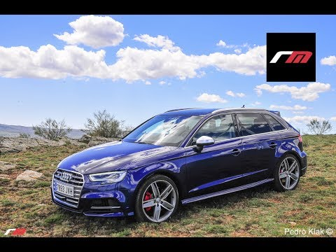 Audi S3 2017 Prueba Revistadelmotor Es Youtube