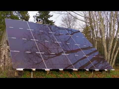 CheapVlog #5 Current solar panels