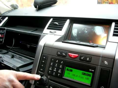 Range Rover Sport >> Range Rover Sport OEM intergration. DVD, TV on the move, iPod audio & Video installed. - YouTube
