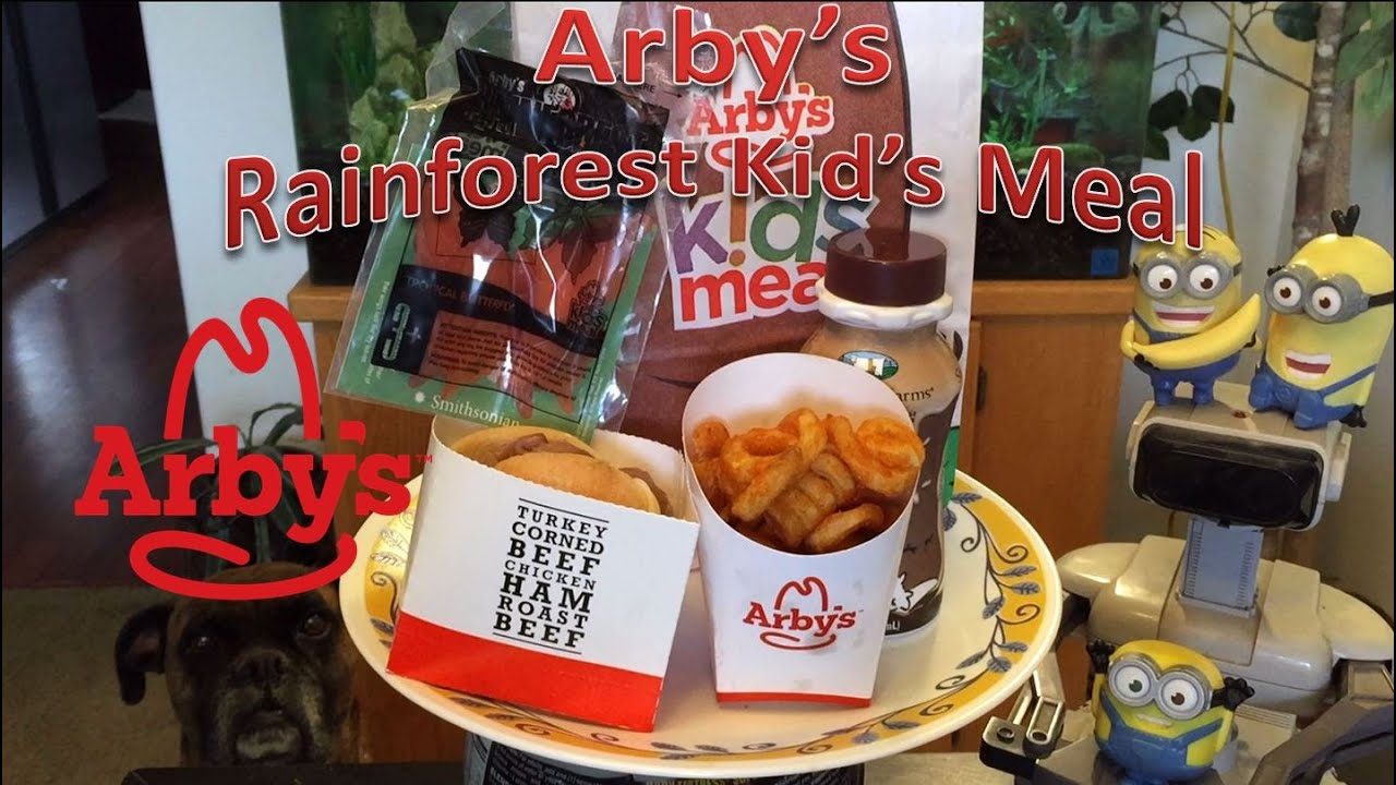 Arby S Kids Meal Toys