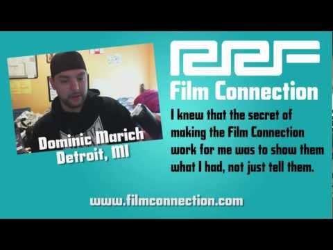 Detroit Film Connection Offers Student Perfect Opportunity To Hone His Screenwriting Skills
