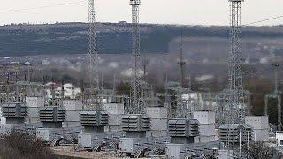 Прекращена поставка российского газа на Украину