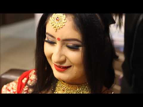 Bridal Makeover by Mandeep @ 99 Salon, Kapurthala
