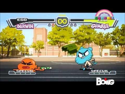 Gumball VS Darwin [ITA]