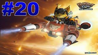 Ratchet And Clank Going Commando Walkthrough Part 20 Planet Yeedil ENDING