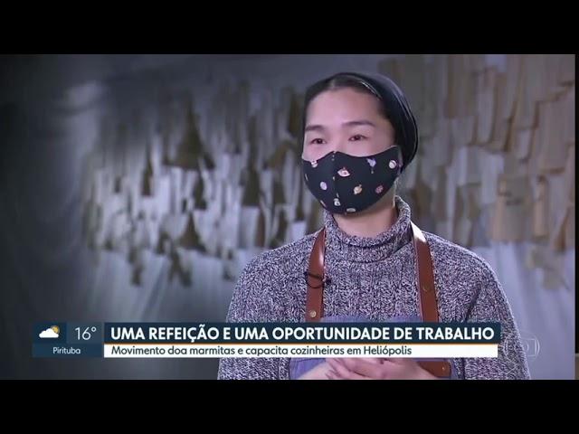 SPTV divulga novamente o Movimento Água no Feijão