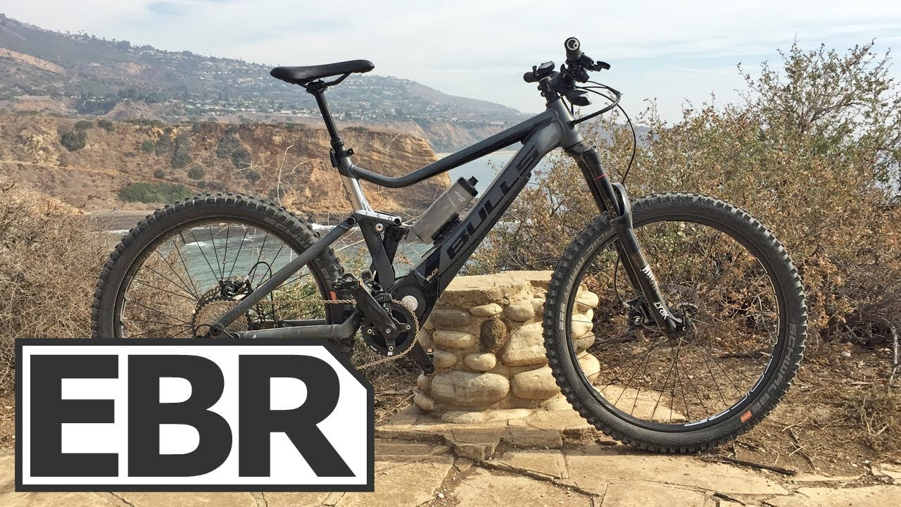 BULLS E-Stream EVO AM 4 Video Review - $5 4k All Mountain Electric Bike,  Brose S Motor