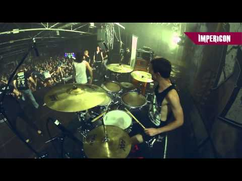 Blessthefall - The Reign (Official Live HD Video)