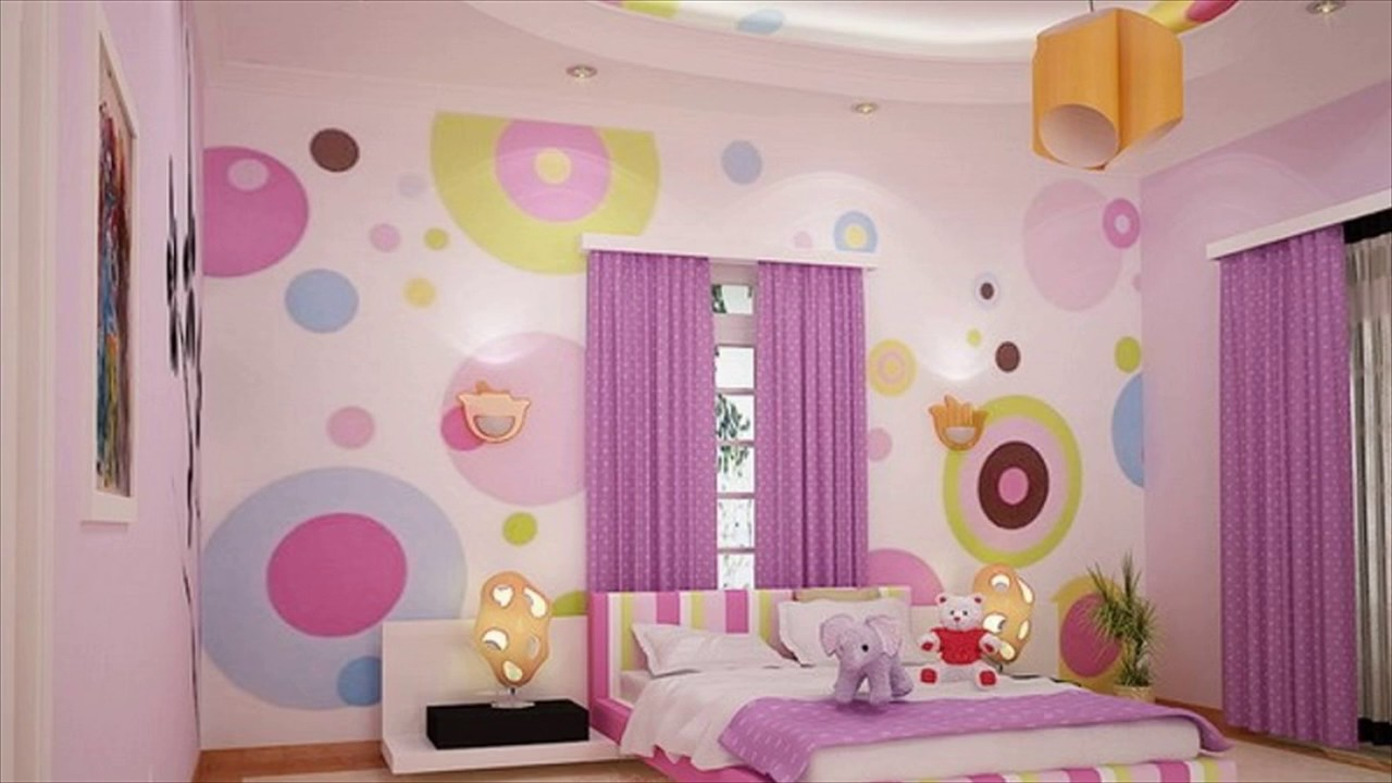 Wall Painting Children Room