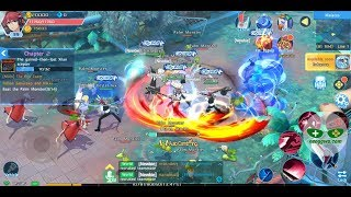 Rage Fighters (Android iOS APK) - MMORPG Gameplay, Sword Lv.1-41 (CBT)